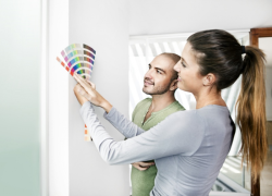 Painting Project in the Works? Consider the Colors of 2018