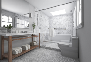 Organize Your Way to a Brand-New Bathroom